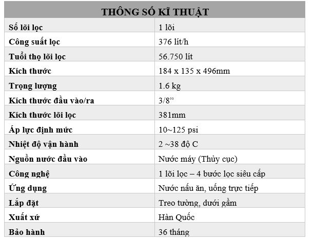 thong-so-ki-thuat-may-loc-nuoc-maxtream-hybrid-don