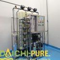 Dây chuyềnsản xuất nước đóng bình 1500l
